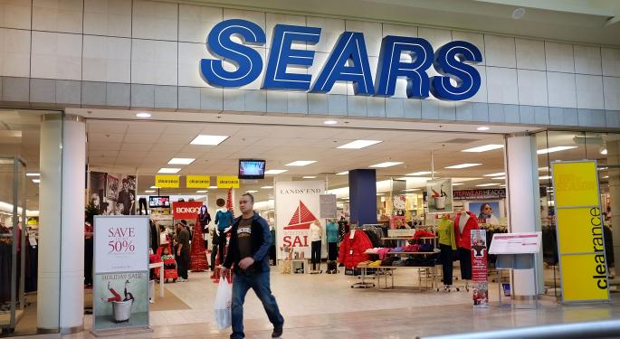 Sears Surged This Week, But One Analyst Questions Its Gains
