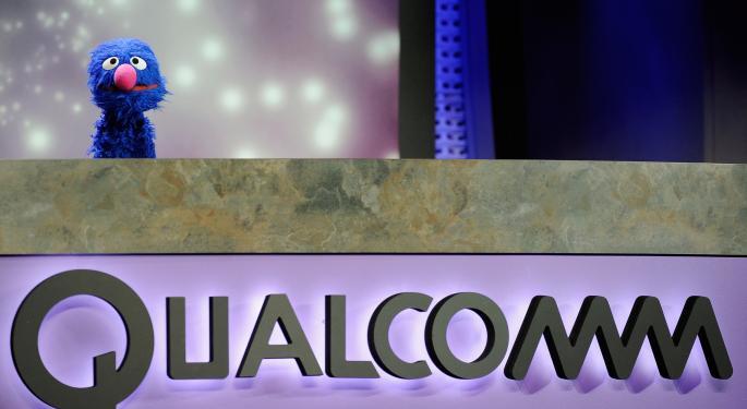 The Apple iPhone Hurt Qualcomm, Too