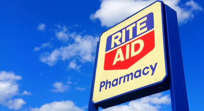 Has Rite Aid Become A Lottery Ticket Trade?