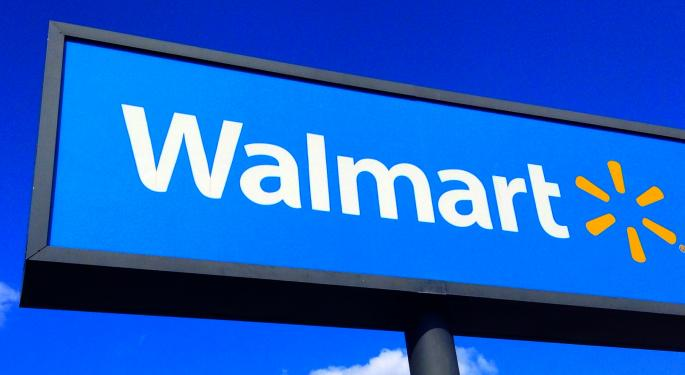 Wal-Mart Reports Mixed Q3, Shares Fall 3%