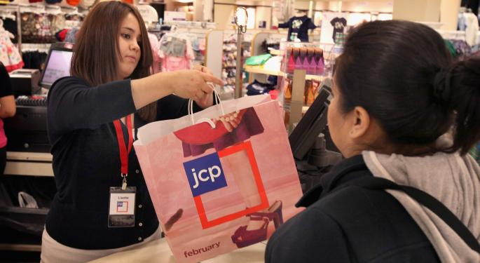 JC Penney May Still Disappoint Optimists