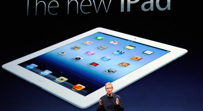 Is Apple Building a 12-Inch iPad? AAPL