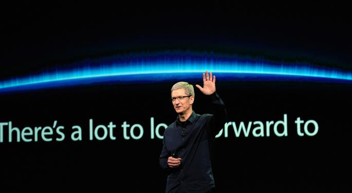 'Don't Expect Leaps And Bounds From iPhone 5S' Says Hudson Square Research's Daniel Ernst