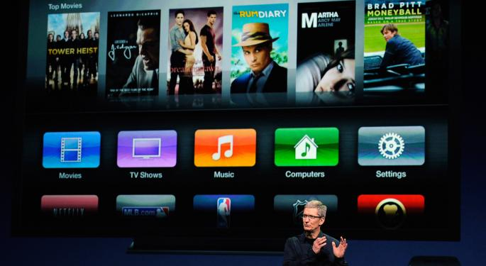 Apple's 65-Inch Ultra HD Television To Arrive In 2014