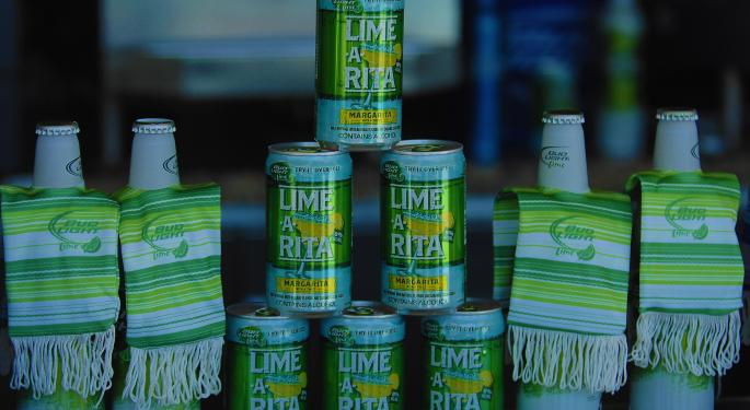 Bud Light Expands Lime-A-Rita Franchise