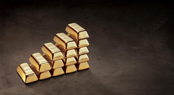 Who Is Buying Gold At $1,290 And Why?