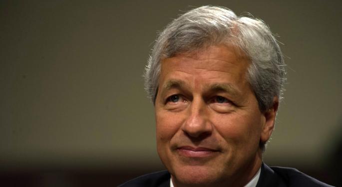 JPMorgan CEO Jamie Dimon Seeks Treatment For Throat Cancer