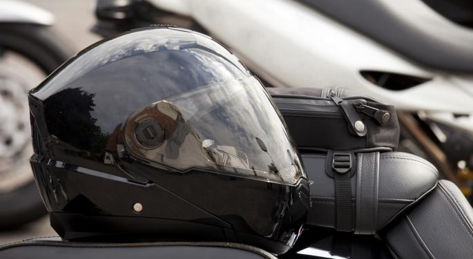 Hoverbike's Flying Bike And Skully's Sci-Fi Helmet Get More Than A Kick Start