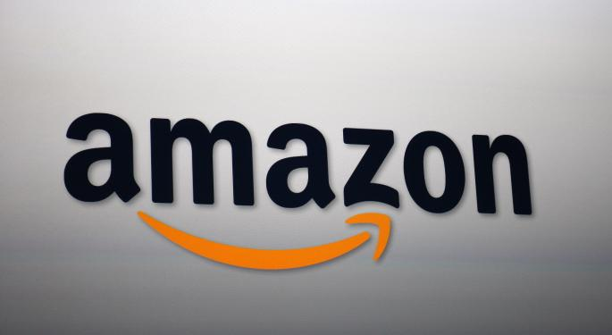 Amazon Back Up After 30-Minute Outage AMZN