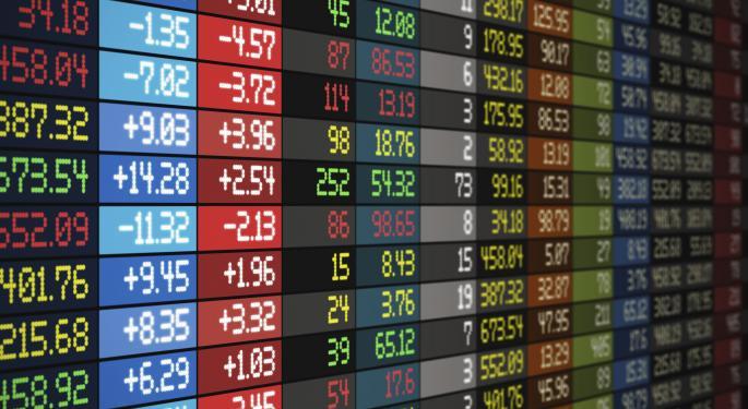Markets Mostly Flat; Viacom Posts Downbeat Earnings