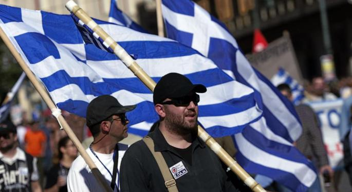 The Grexit And Why 'We're About To Witness The Return Of Drachma'