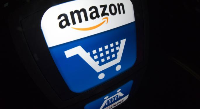 Credit Suisse Still Buying Amazon, Believes Street Continues To 'Mismodel' Against Headline Guidance