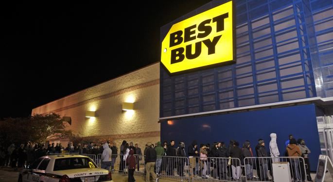 Best Buy No Longer A Buy: Here's The Data That Shows It