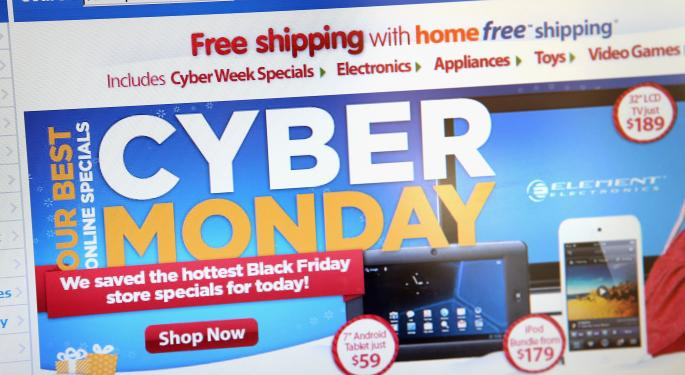 Cyber Monday's Hottest Tech Deals: iPod Touch, PlayStation 4 Bundle, Samsung TV And More