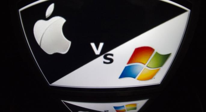 Coming Soon: Microsoft Cortana vs. Apple Siri AAPL, MSFT