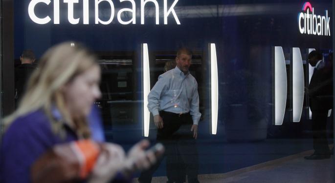 Deutsche Bank Issues Citigroup Alert