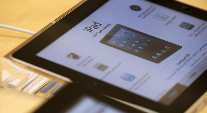 SLIDESHOW: iPad 5 Event, Gmail Outage And More From The Second Week Of October