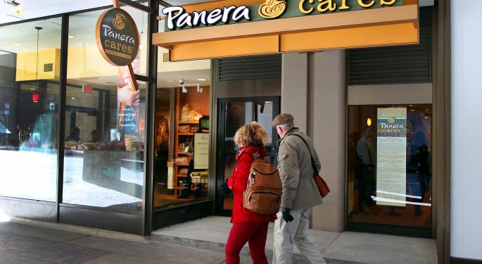 Bernstein Says Panera Bread Confident In 2.0 Initiative, Unsure Of Timing Of Benefits