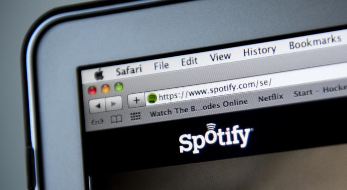 Spotify Might Be Eyeing An IPO
