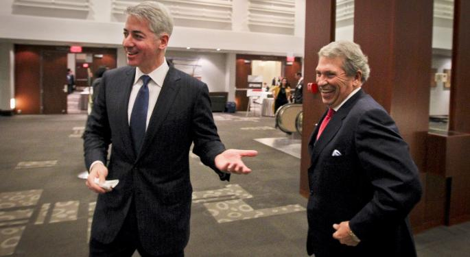 Bill Ackman Takes $2.2 Billion Stake In Air Products APD