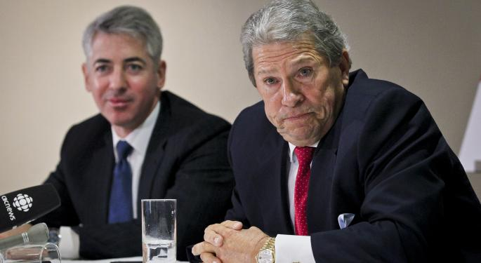 Bill Ackman To Valeant's CEO: Your Reputation Is At Grave Risk