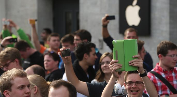 Apple's iPhone 6 Could Be Solar-Powered