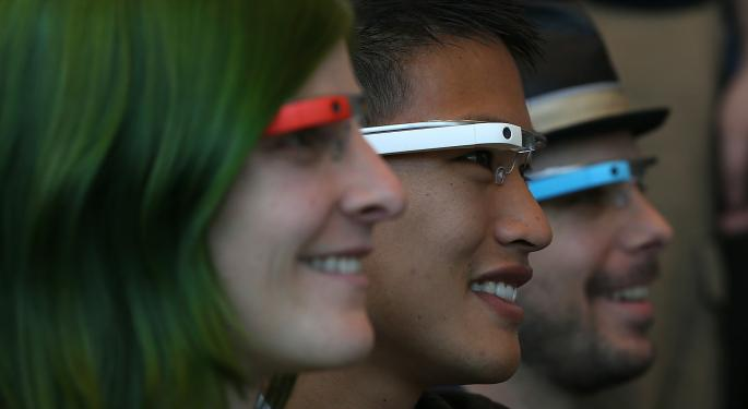 Could Google Glass Be The Death Of Facebook? FB, GOOG