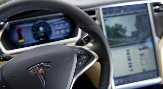 Tesla Smashes Unit Delivery Expectations For Q1, Full Year; Stock Spikes 14%