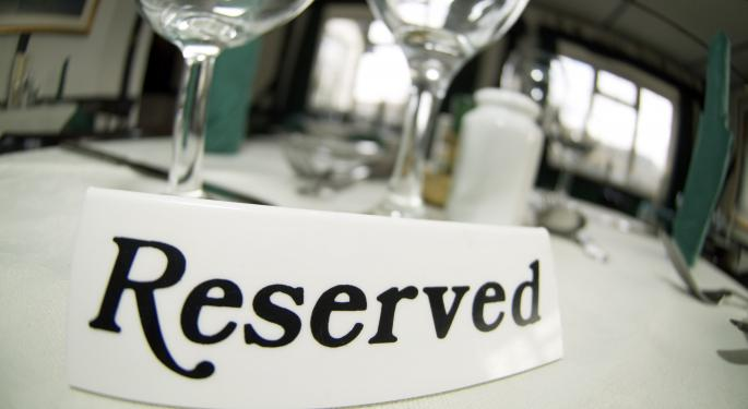 Are Ticketed Restaurant Reservations About To Go Mainstream?