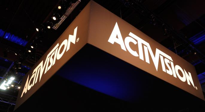 Activision Rises Slightly After Q3 Results, Big Call of Duty Sales ATVI