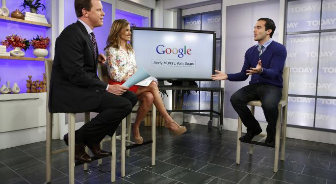 Google Preparing For Entry Into Online Television GOOG