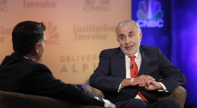 Carl Icahn Just Bought More Shares Of Apple AAPL