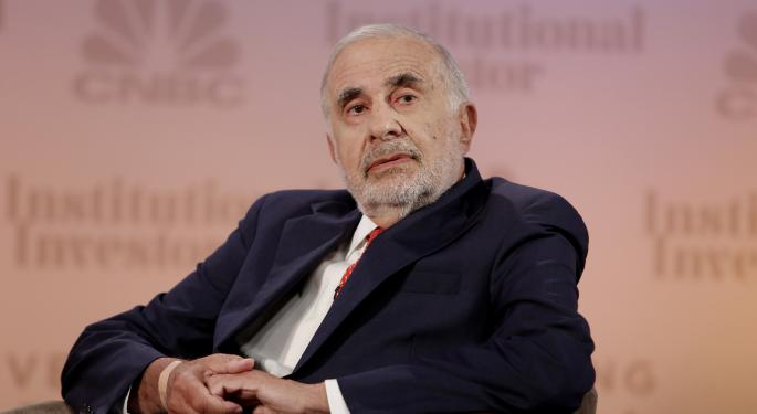 Carl Icahn Discloses Stake In Manitowoc, Urges Company To Split