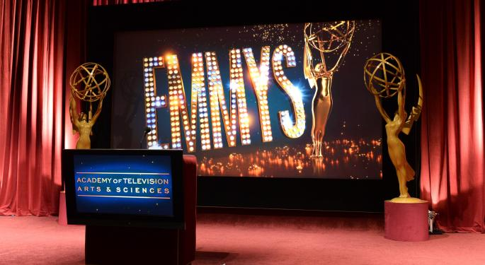 Which Companies Were Winners In This Year's Emmy Awards?