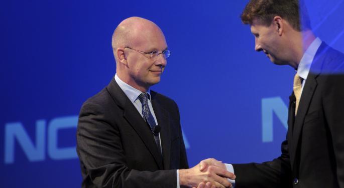 Nokia's Interim President Timo Ihamuotila On Microsoft's Hand Set Purchase