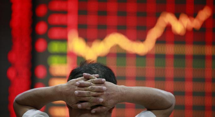 Dennis Gartman Bullish Interest 'Piqued' In Chinese Stocks