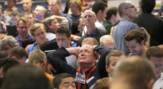 Another Sloppy Stock Day as Jobs Report, Long Weekend Loom?