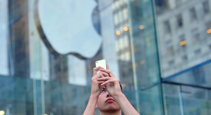 Citi Cuts iPhone Unit Estimates Ahead Of Apple's Q4 Report