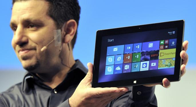 Microsoft's $449 Surface 2, $899 Surface Pro 2 Coming October 22 MSFT