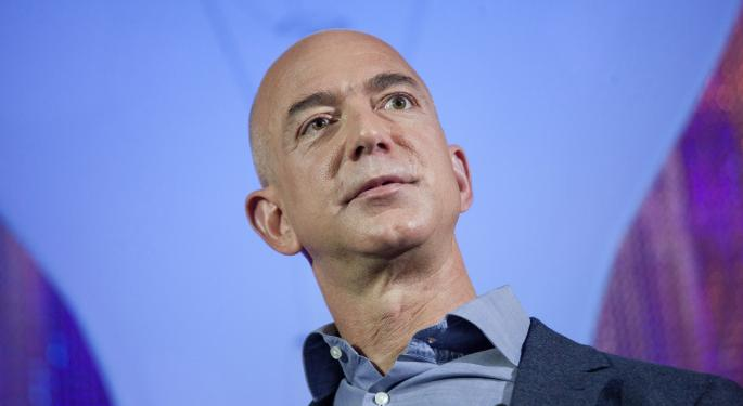 Barron's: Amazon Close To 'Fair' Valuation