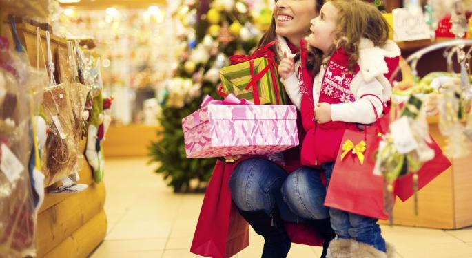 3 Consumer ETFs That Twinkle Invitingly Before Black Friday