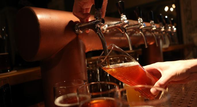 5 Big Beer Companies That Could Own The Craft Beer Movement