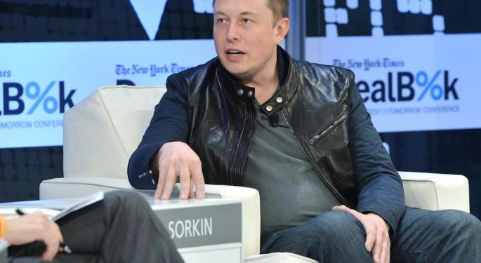 Tesla's Elon Musk Made $37K Last Year, But Didn't Accept It