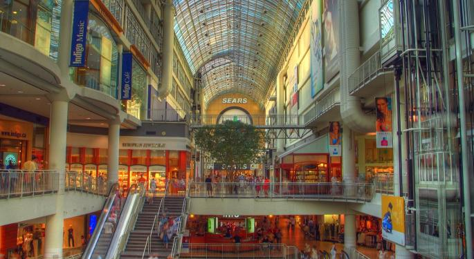 Why The Shopping Mall May Rise From The Dead