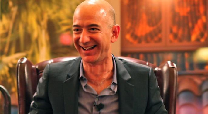 Jeff Bezos: Champion Of The Poor?