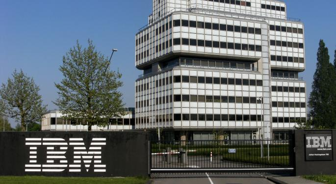 Nic Chahine Still Considers IBM A Startup