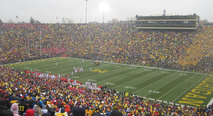 Big Ten Network's Big Tenth Anniversary: How A Conference Schooled Colleges In How To Cash In