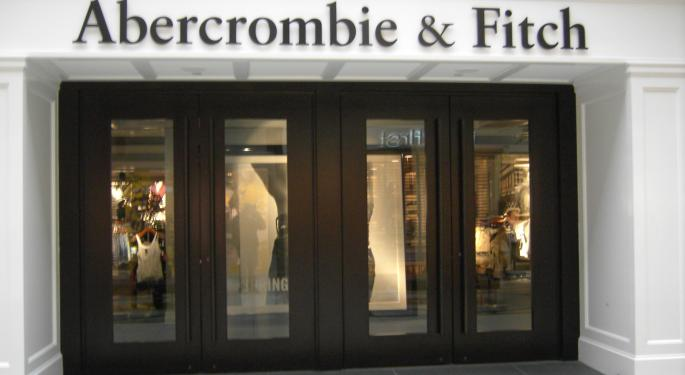 Organic Social Mentions For Abercrombie Are Down 46% Year Over Year