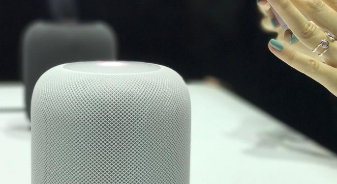 How Does The Price Of Apple's New HomePod Compare To Its Peers?