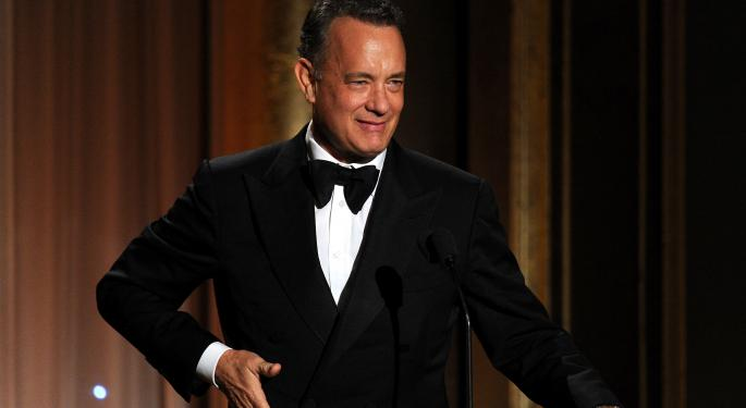 Tom Hanks And 4 Celebrity-Endorsed Apps